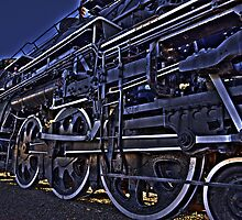 Locomotive by Scott  Remmers