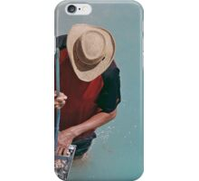Shelling at Brohard Paw Beach iPhone Case/Skin