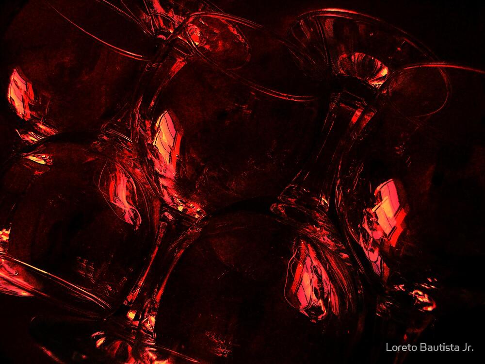 fiery krystal by Loreto Bautista Jr.