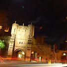 York: Night falls on a Beautiful Town by RichardWalk