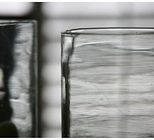 Studies in Glass ...shades of grey .. by LynnEngland