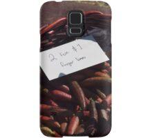 Native Lime Australia Samsung Galaxy Case/Skin