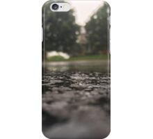 The Summer Time Rain iPhone Case/Skin