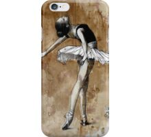 the finest moment iPhone Case/Skin