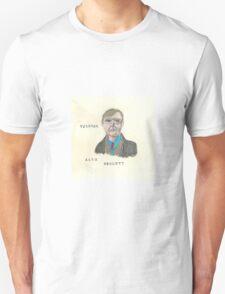 Alan Bennett - Bob Art Models Unisex T-Shirt