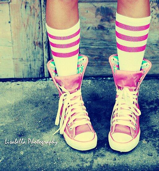 sneakers-n-socks by lisabella