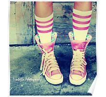 sneakers-n-socks Poster