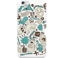 Salty Sea iPhone Case/Skin