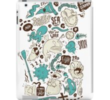 Salty Sea iPad Case/Skin