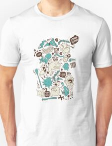 Salty Sea Unisex T-Shirt