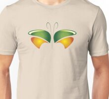 On the Wings of a Butterfly Unisex T-Shirt