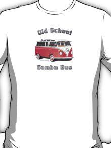 Old School Samba Bus T-Shirt