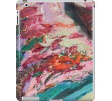 Acrylic Lime and Orange iPad Case/Skin