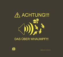 Achtung! Das Uber Whaumpf Yellow Unisex T-Shirt