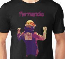 Fernando Alonso Korea 2010 Win Unisex T-Shirt