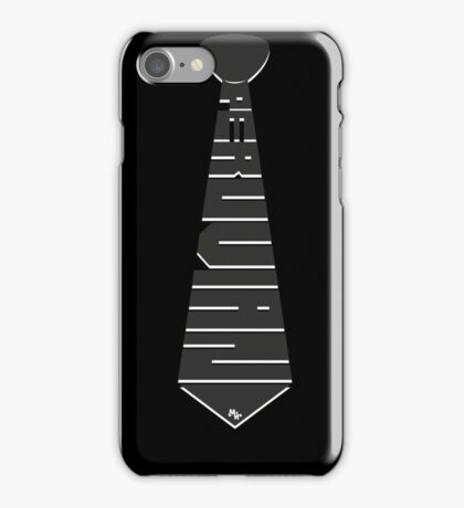 Peruvian Nectie BJJ iPhone Case/Skin