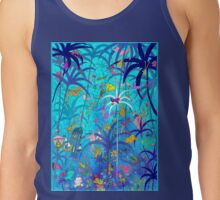 One Night in Jungle Tank Top