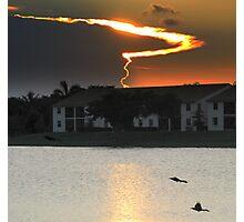 Pinarello Sunset Photographic Print
