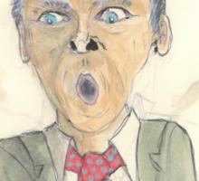 Kenneth Williams - Bob Art Models Sticker