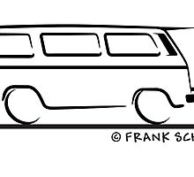 Speedy VW Vanagon Caravelle Transporter Kombi Windows by Frank Schuster