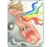 Unplug Yourself iPad Case/Skin