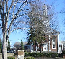 Church in TN by Cathy Cale