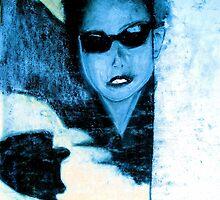 odd shadow by Mark Stanley