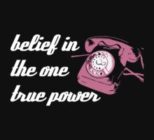 Pink Telephone T-Shirt