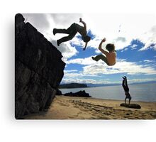 Boys Canvas Print