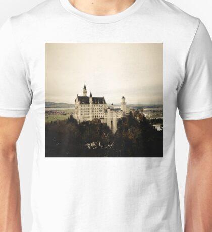 Castle Neuschwanstein Unisex T-Shirt