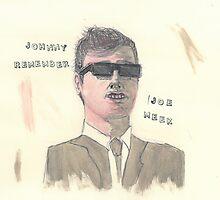 Joe Meek - Bob Art Models by bobartmodels