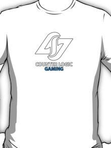 Team Counter Logic Gaming T-Shirt