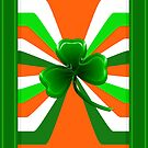 St. Patrick's Day - Spread Some Shamrock by Orla Cahill