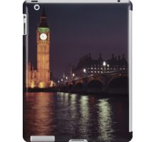 Across the River Thames iPad Case/Skin