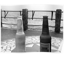 Beer by the sea Poster