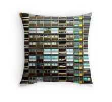 Salford - Rodney Street Throw Pillow
