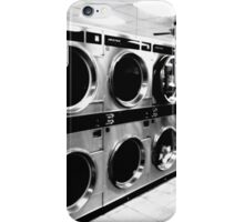 Laundromat - Self-Service Laundry   Miller Place, New York  iPhone Case/Skin