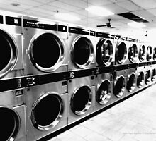 Laundromat - Self-Service Laundry | Miller Place, New York  by © Sophie W. Smith