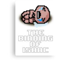 Binding of Issac Canvas Print