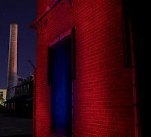 The Radioactive Smoke Stack  by MattGranz
