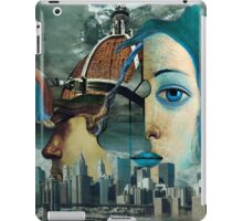 Saline Solution ( Collaboration with Andy Nawroski ) iPad Case/Skin
