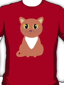 Only Orange Marmalade Cat T-Shirt