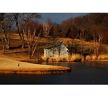 The Caddy Shack Photographic Print