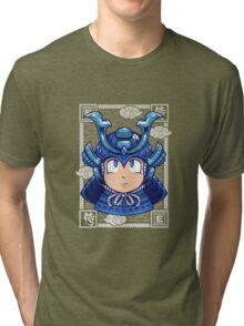 Shogun Man Tri-blend T-Shirt