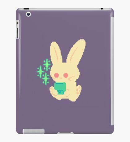 Bit Bunny iPad Case/Skin