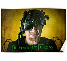 Breaking Borg Poster