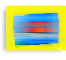 Tropical  Taste Canvas Print