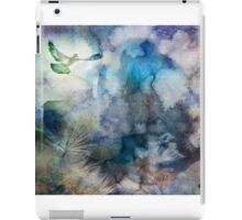 Can't Find My Way Home (image, poem & music) iPad Case/Skin