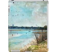 Turquoise Serenity iPad Case/Skin