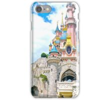 Le Château de la Belle au Bois Dormant iPhone Case/Skin